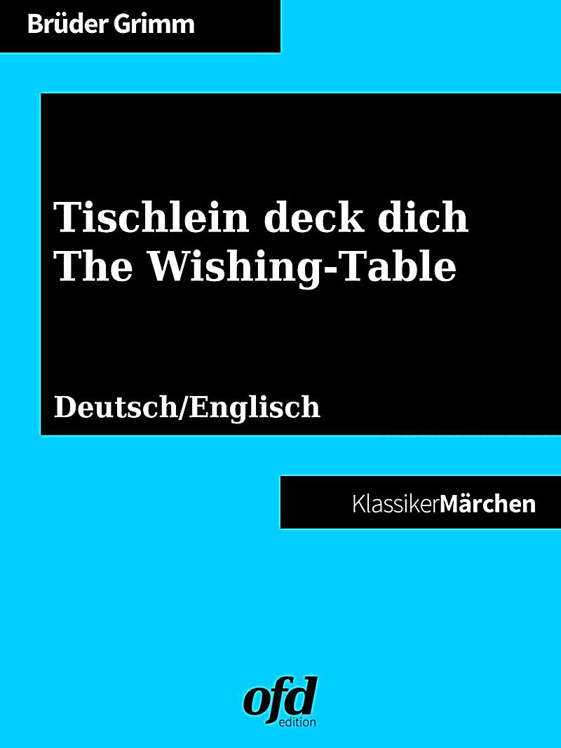 Tischlein deck dich - The Wishing-Table