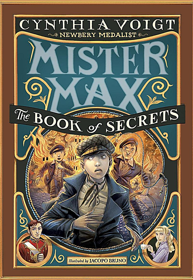 Knopf Books for Young Readers: Mister Max: The Book of Secrets
