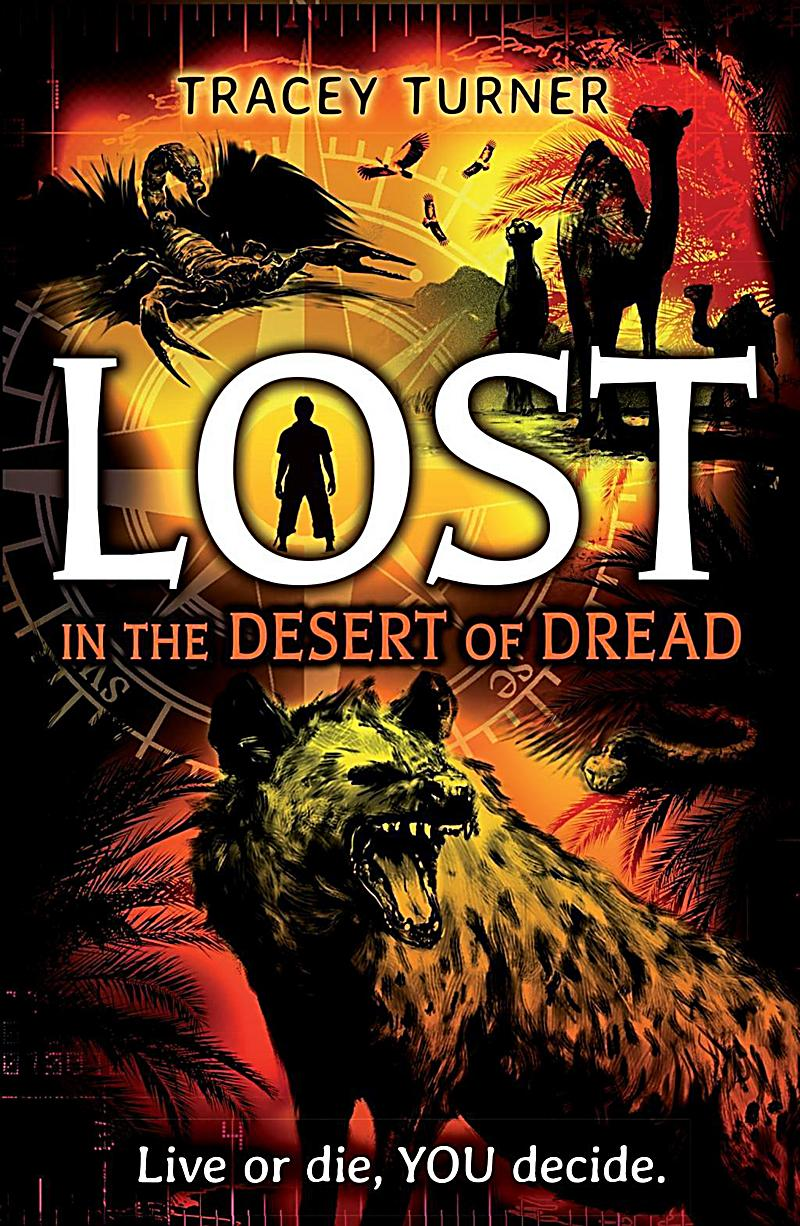 Lost... In the Desert of Dread