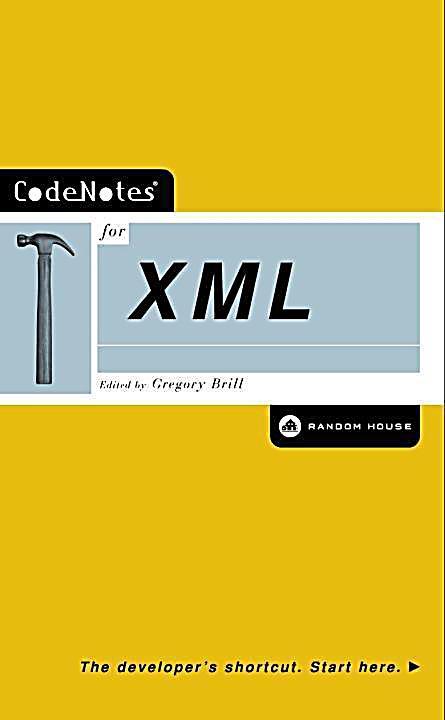 Random House: CodeNotes for XML