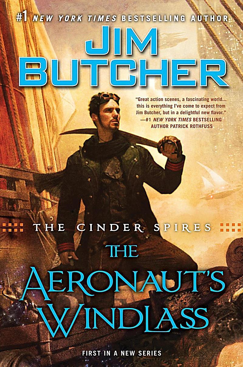 The Cinder Spires: The Aeronaut´s Windlass