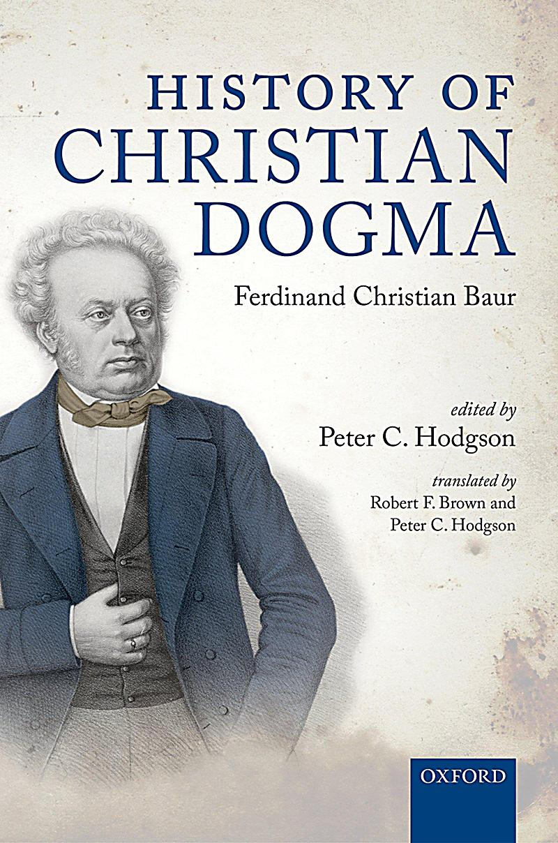 History of Christian Dogma