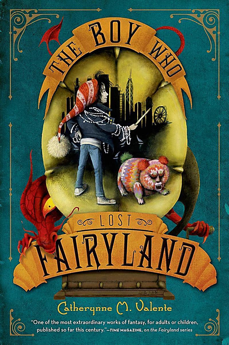 Feiwel & Friends: The Boy Who Lost Fairyland