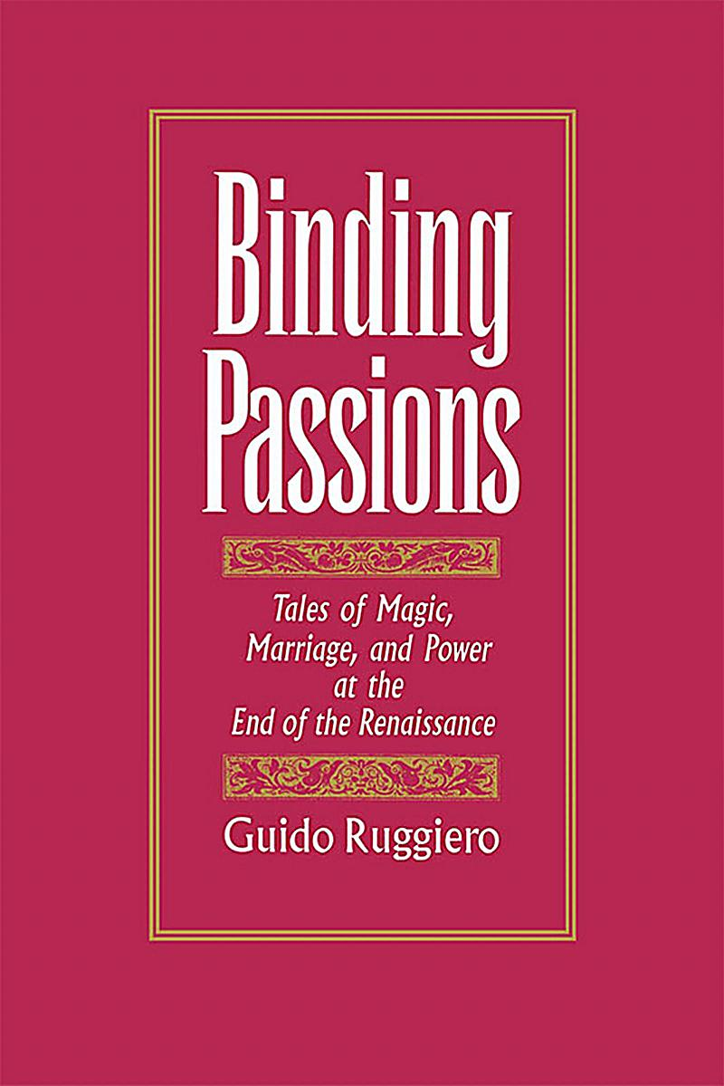 Binding Passions