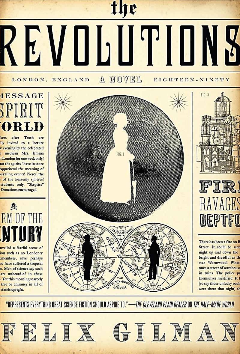 Tor Books: The Revolutions