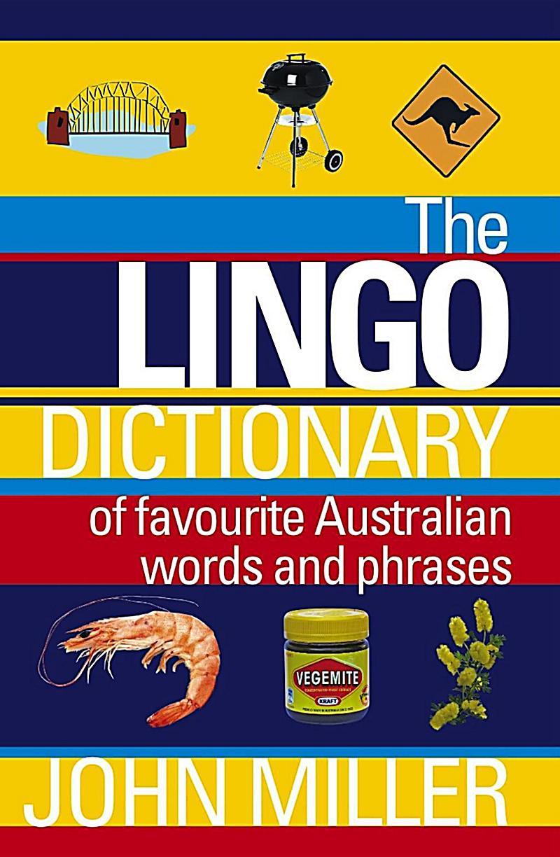 Exisle Publishing: The Lingo Dictionary