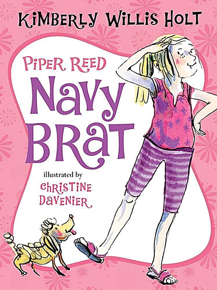 Henry Holt and Co. (BYR): Piper Reed, Navy Brat