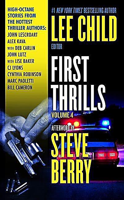 Forge Books: First Thrills: Volume 4