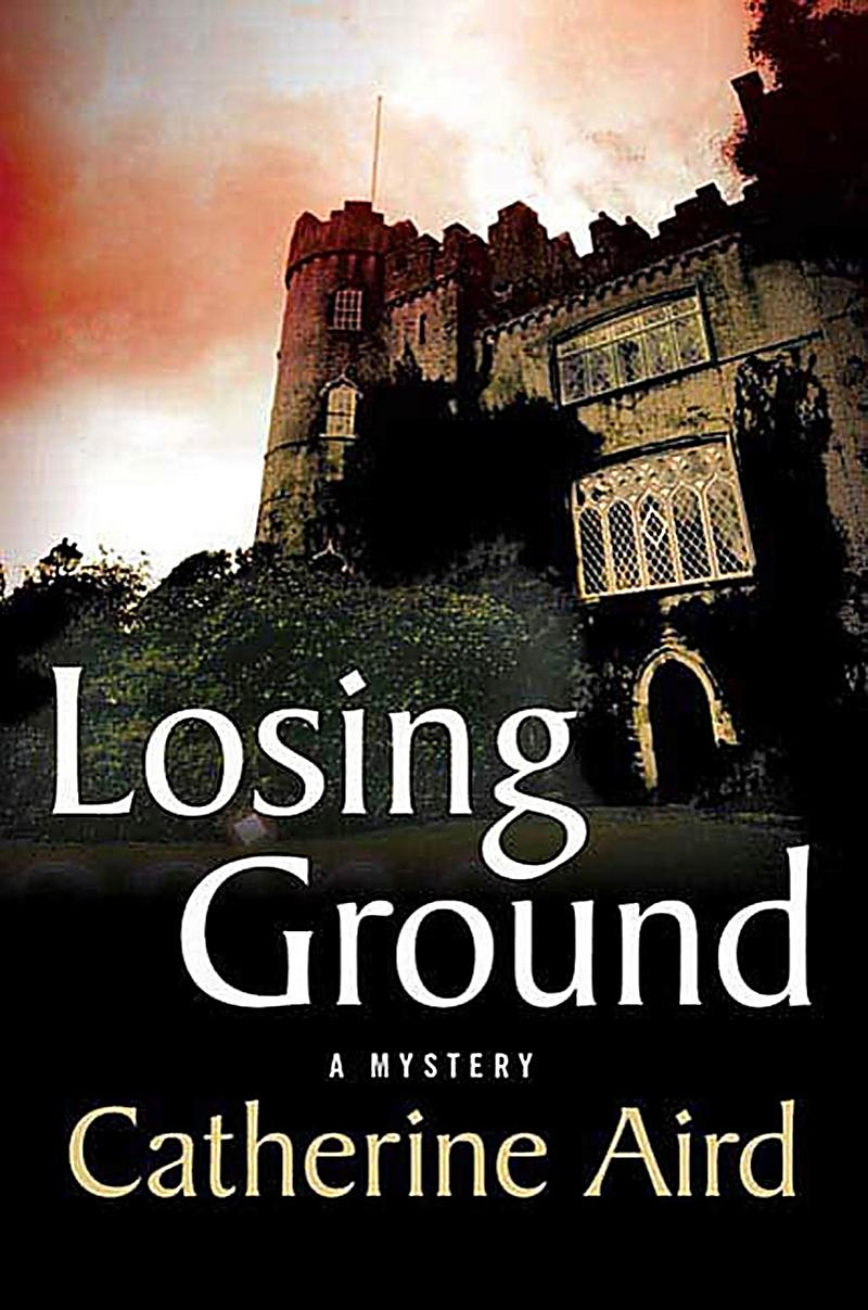 Detective Chief Inspector C.D. Sloan: 21 Losing Ground