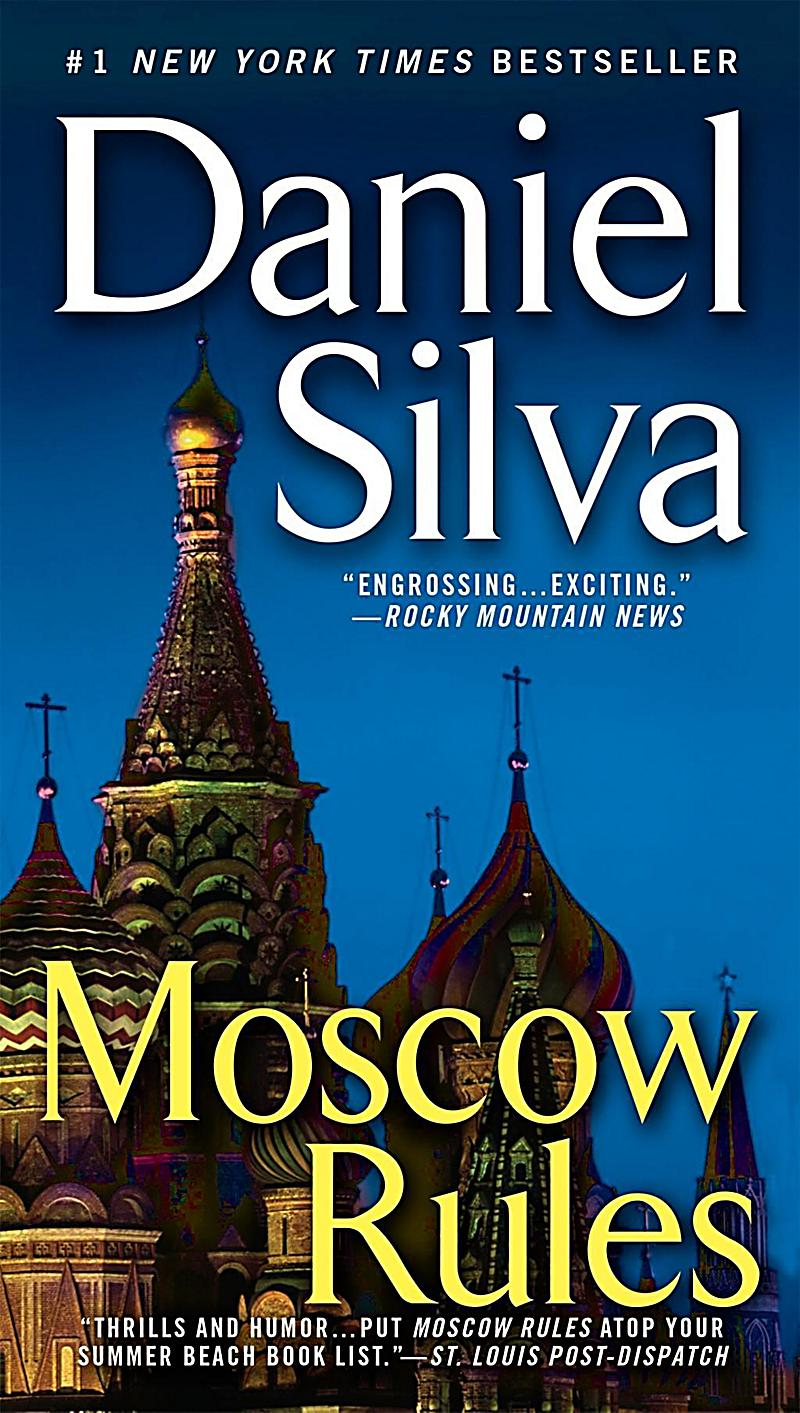 Gabriel Allon: 8 Moscow Rules