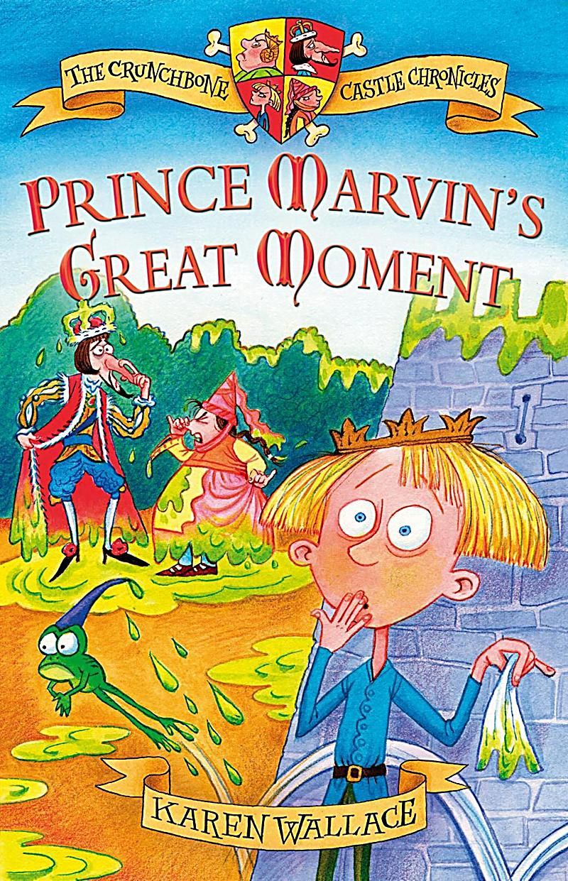 Prince Marvin´s Great Moment