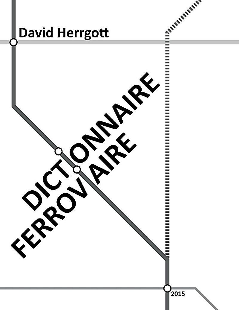 Dictionnaire ferroviaire