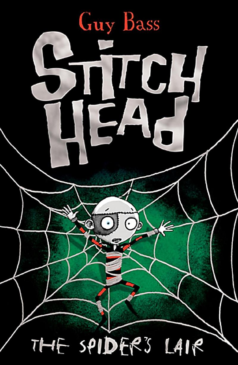 Stripes Publishing: The Spider's Lair