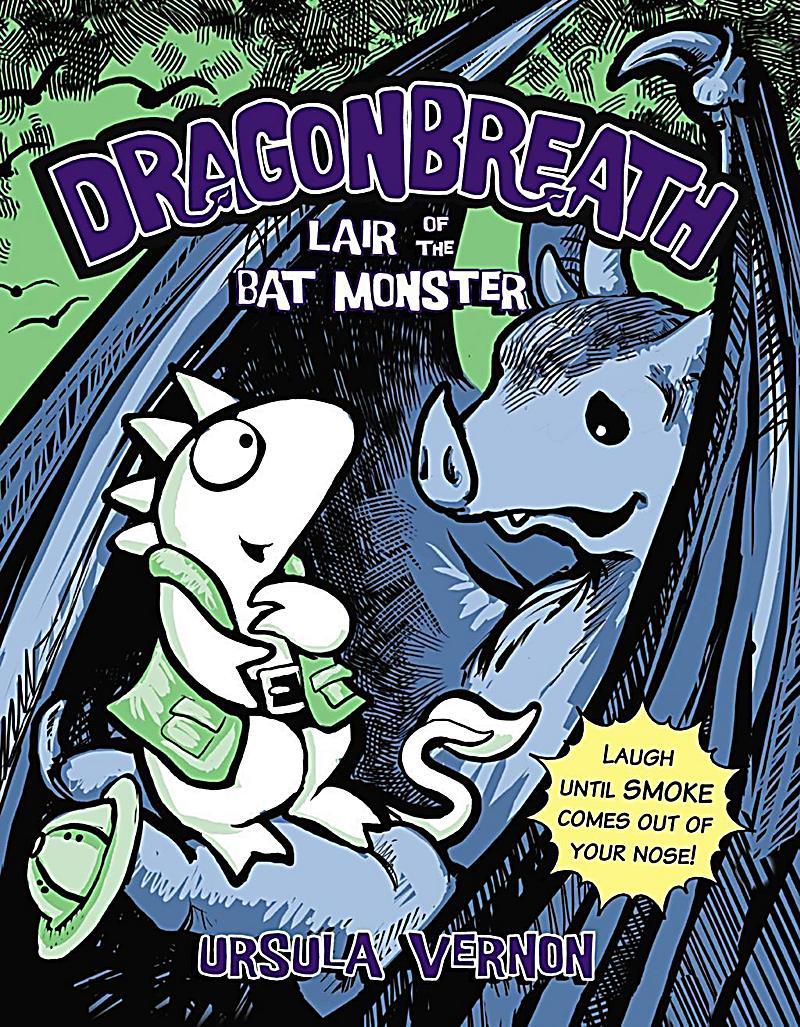 Puffin Books: Dragonbreath #4