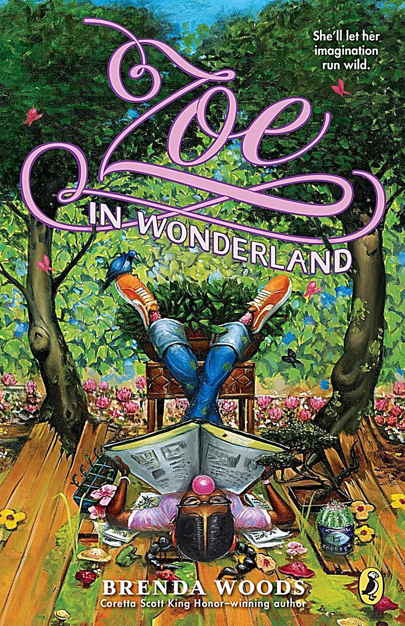 Nancy Paulsen Books: Zoe in Wonderland