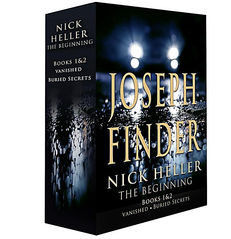 St. Martin's Griffin: Nick Heller: The Beginning, Books 1 & 2