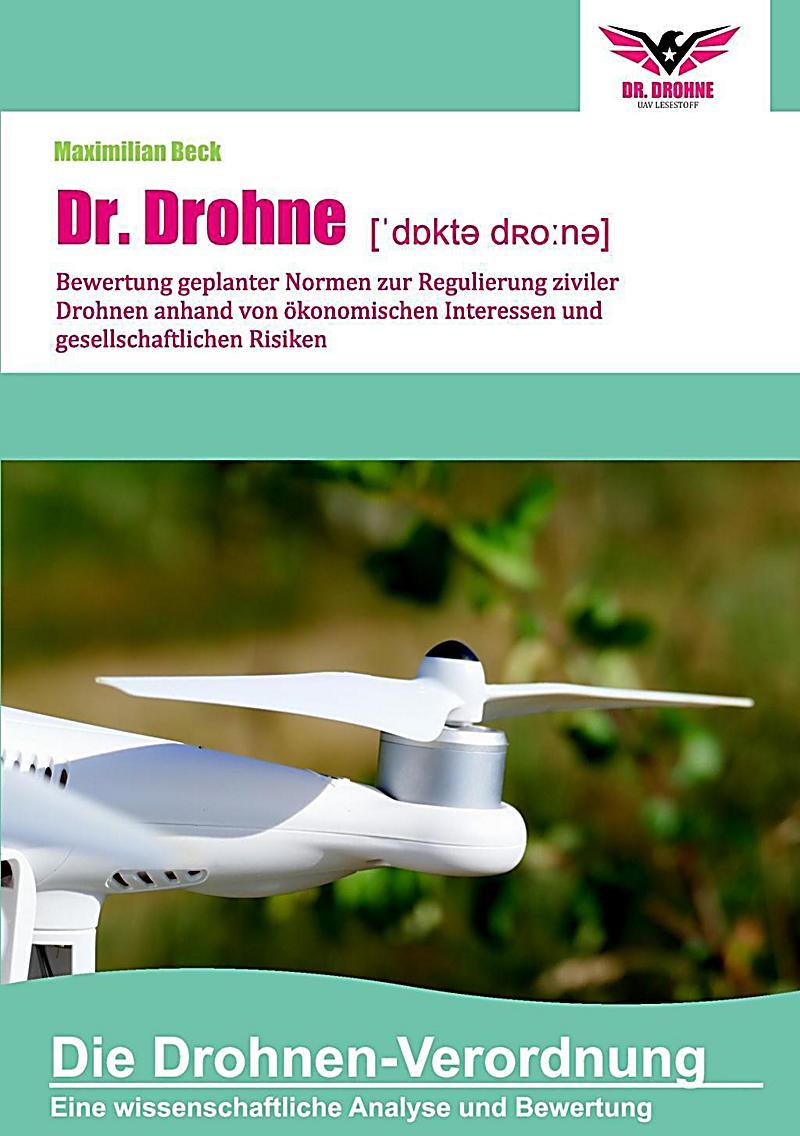 Dr. Drohne: Die Drohnen-Verordnung
