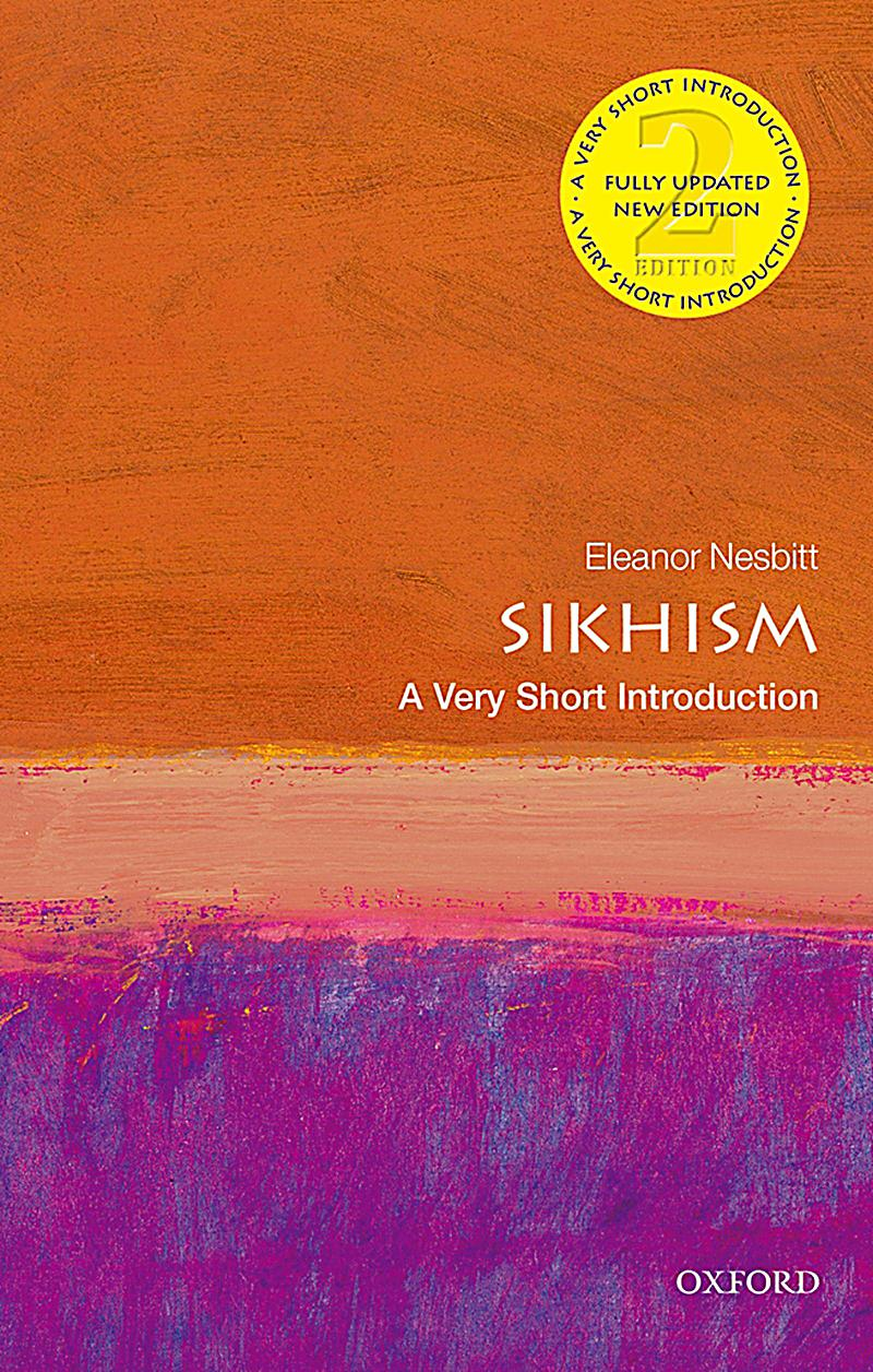 Very Short Introductions: Sikhism: A Very Short Introduction
