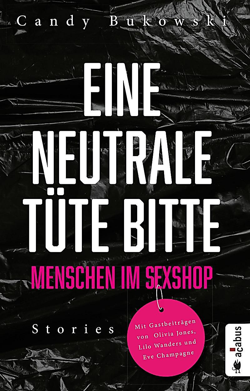 Image of Eine neutrale Tüte bitte! Menschen im Sexshop