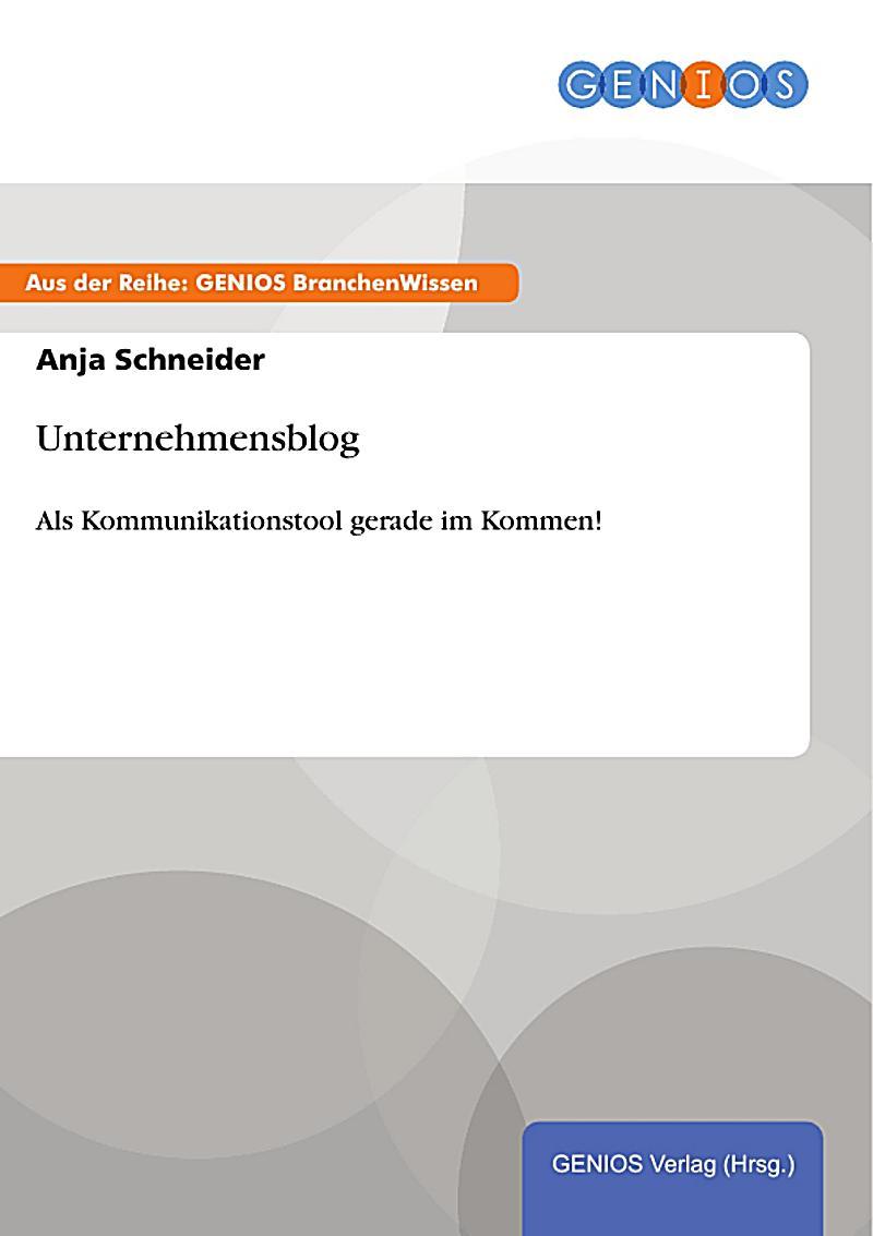 GBI-Genios Verlag: Unternehmensblog
