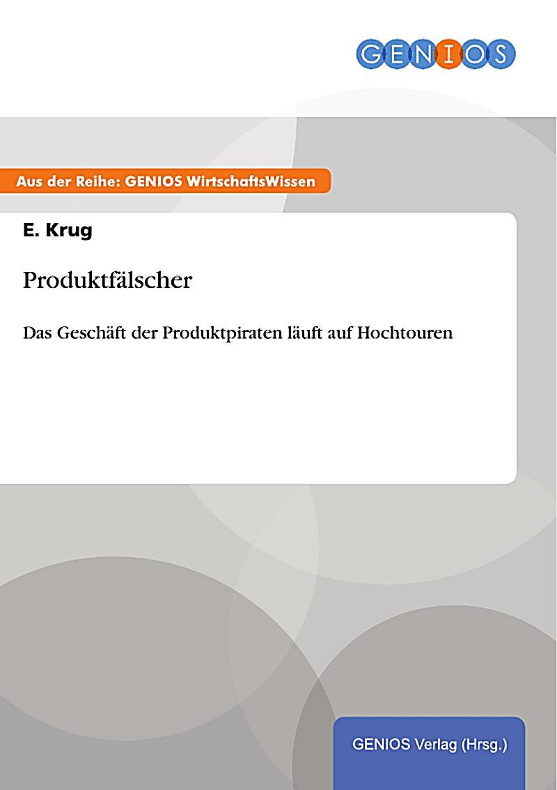 GBI-Genios Verlag: Produktf?lscher