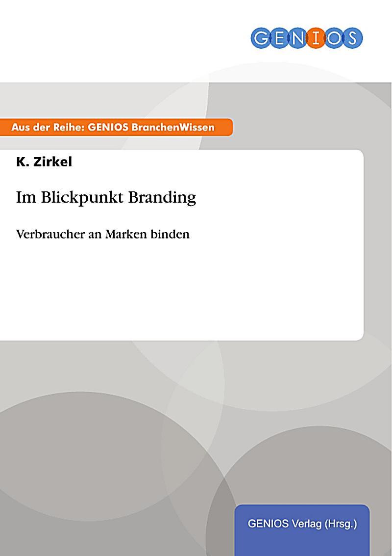 GBI-Genios Verlag: Im Blickpunkt Branding