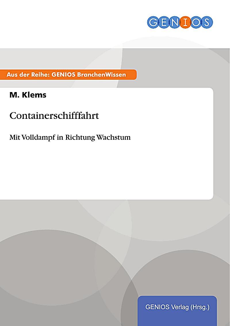 GBI-Genios Verlag: Containerschifffahrt