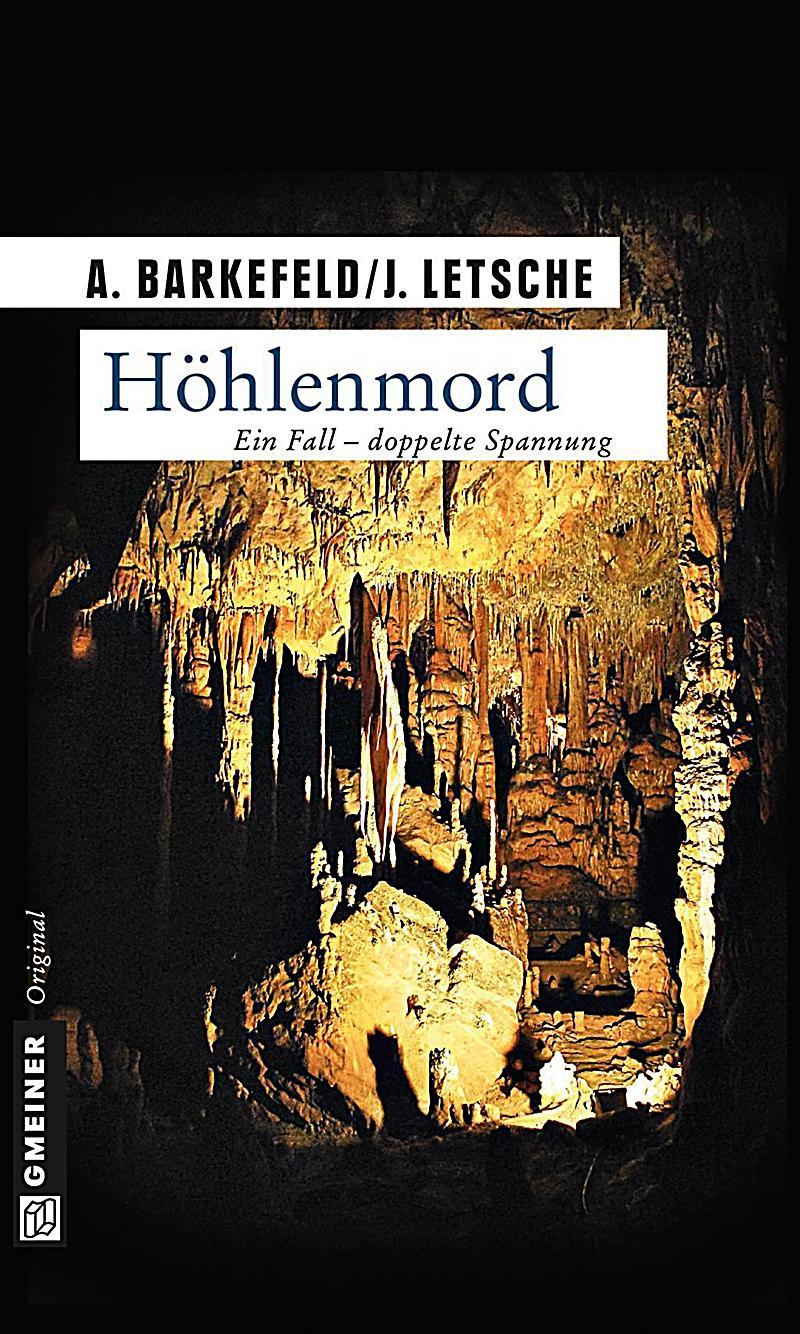 Kriminalromane im GMEINER-Verlag: H?hlenmord