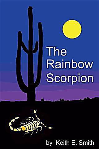 Rainbow Scorpion