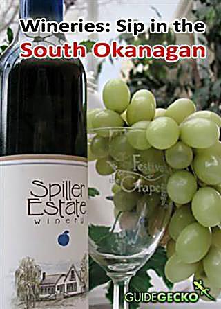Wineries: Sip in the South Okanagan