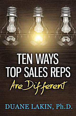 Ten Ways Top Sellers Are Different
