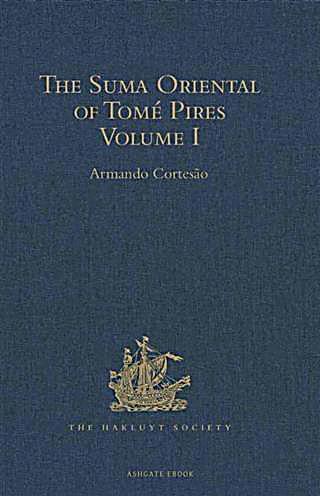 Image of Suma Oriental of Tome Pires