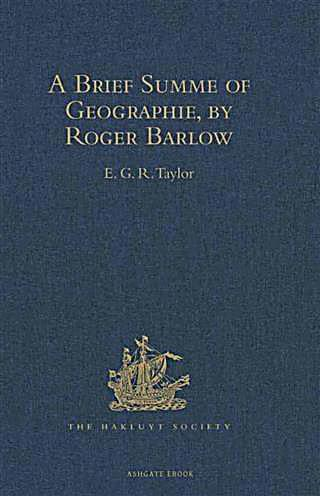 Image of Brief Summe of Geographie, by Roger Barlow