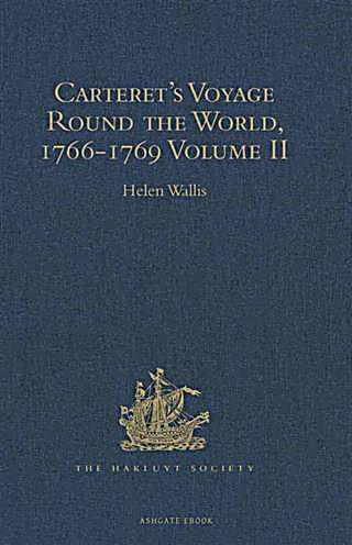 Image of Carteret's Voyage Round the World, 1766-1769
