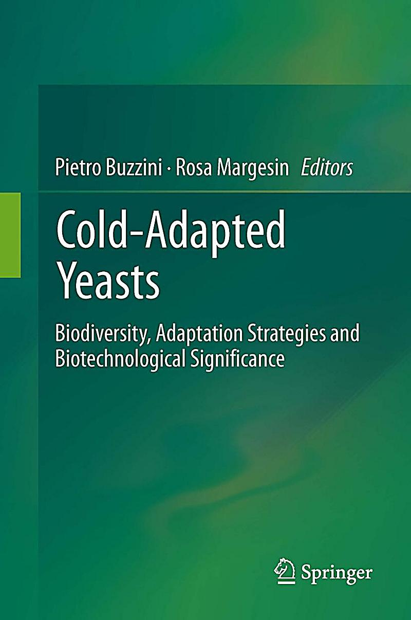 Cold-adapted Yeasts