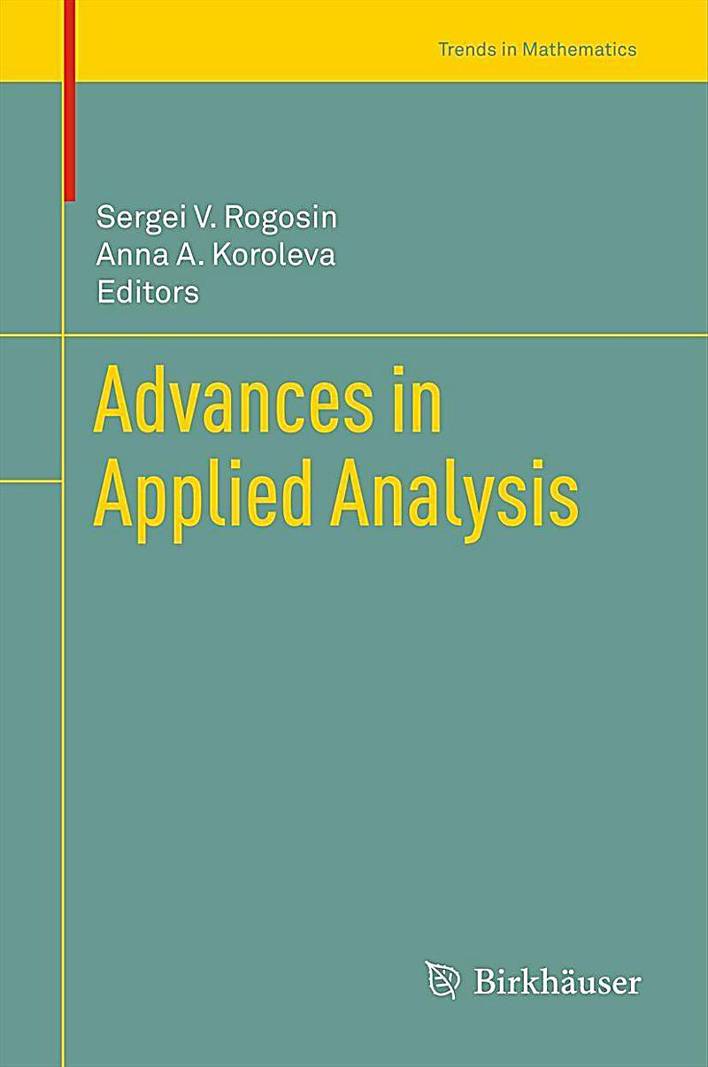 Trends in Mathematics: Advances in Applied Analysis