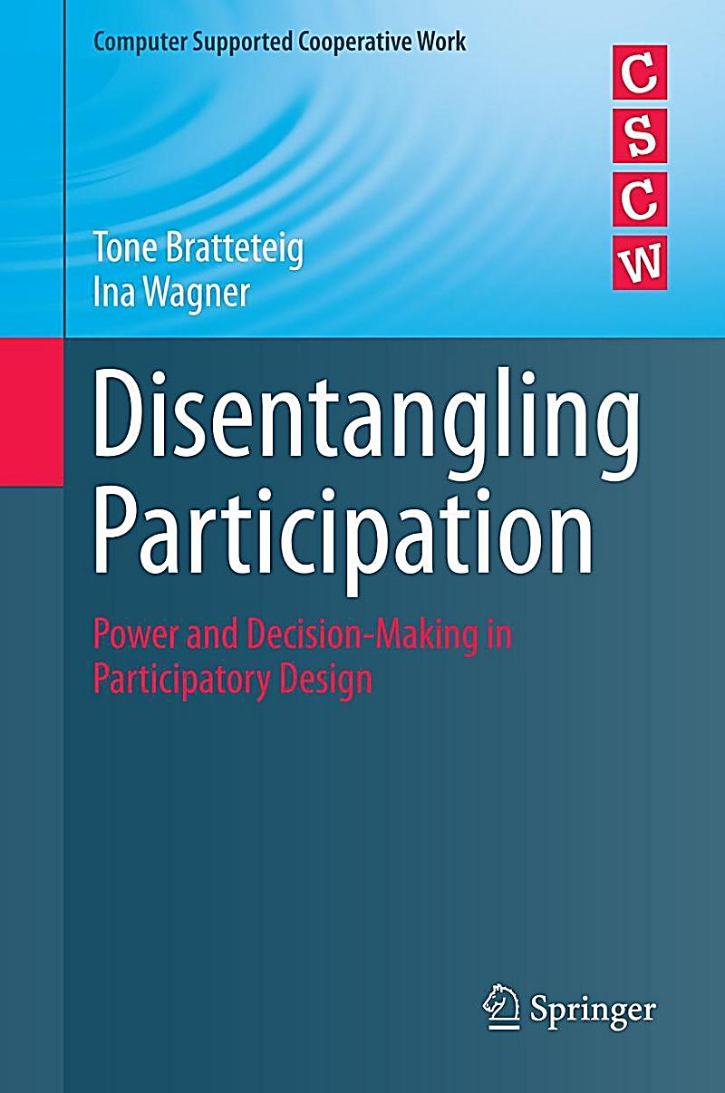 Computer Supported Cooperative Work: Disentangling Participation