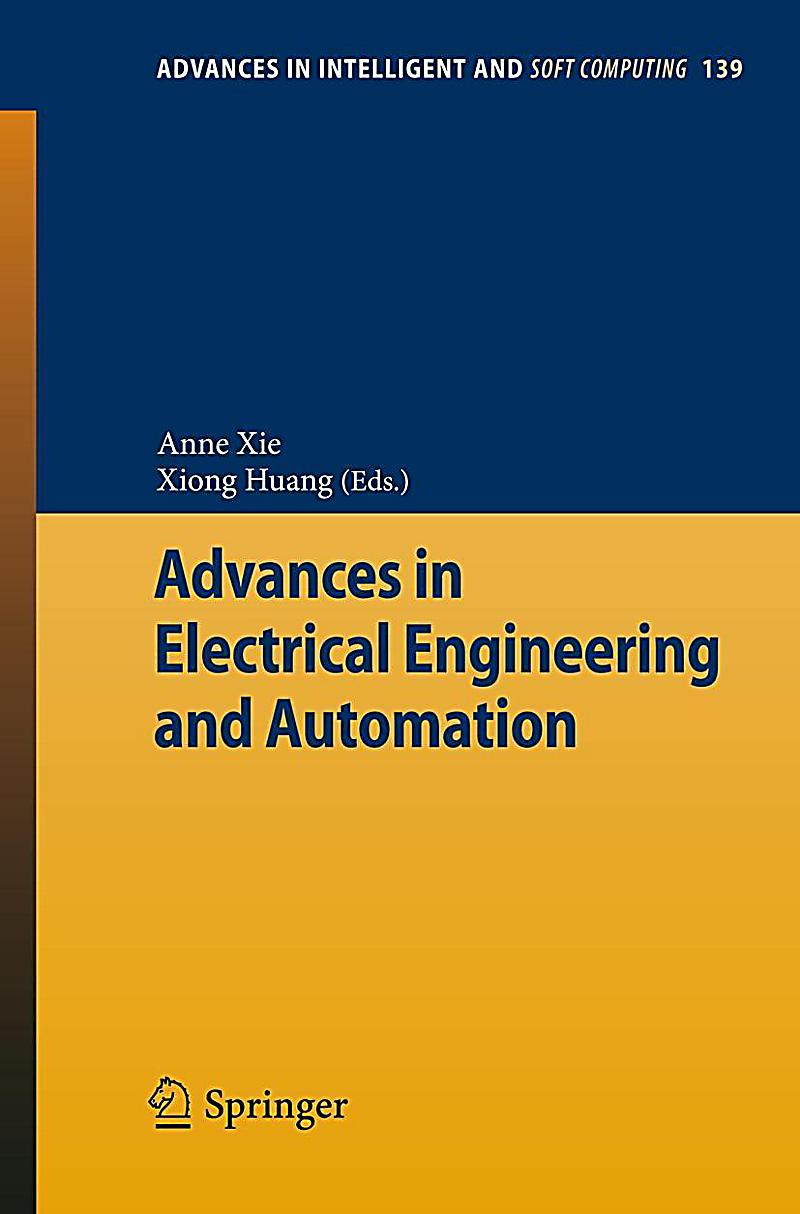 Advances in Electrical Engineering and Automation