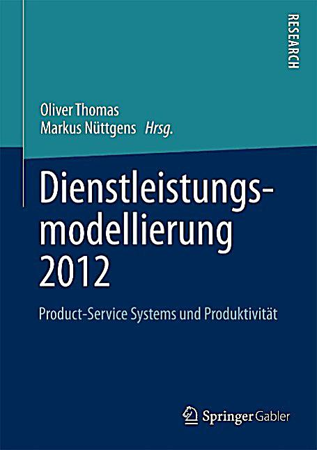 Dienstleistungsmodellierung 2012