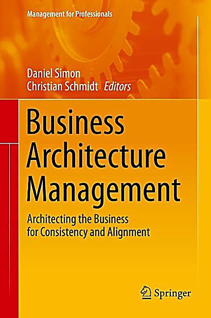 Management for Professionals: Business Architecture Management