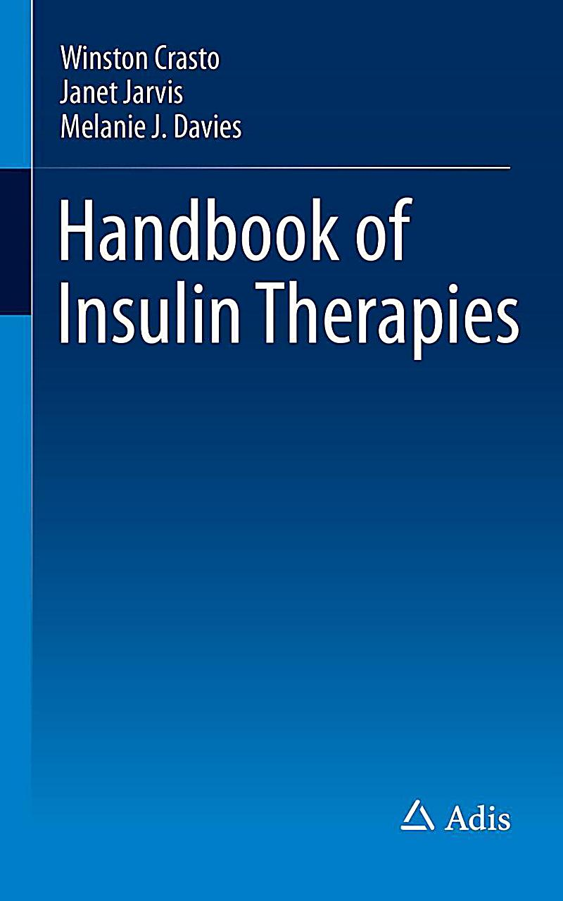 Advances in Information Security: Handbook of Insulin Therapies