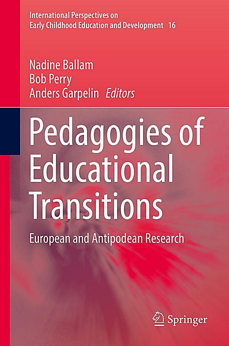 Pedagogies of Educational Transitions