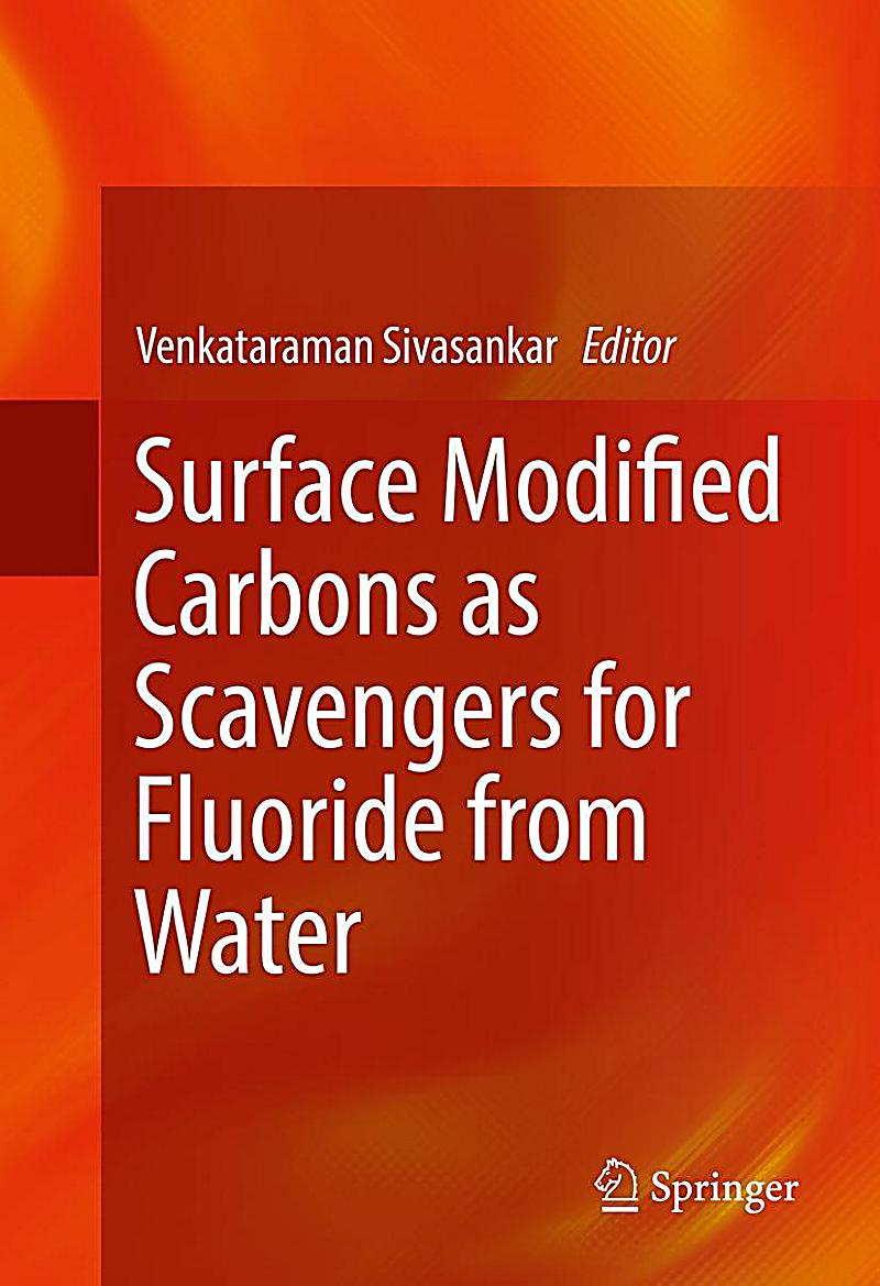 Surface Modified Carbons as Scavengers for Fluoride from Water