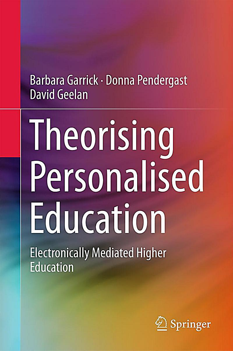 Theorising Personalised Education