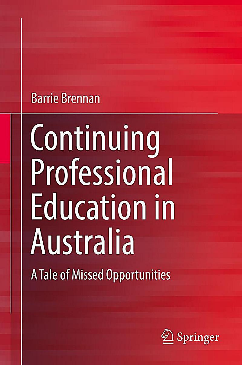 Continuing Professional Education in Australia