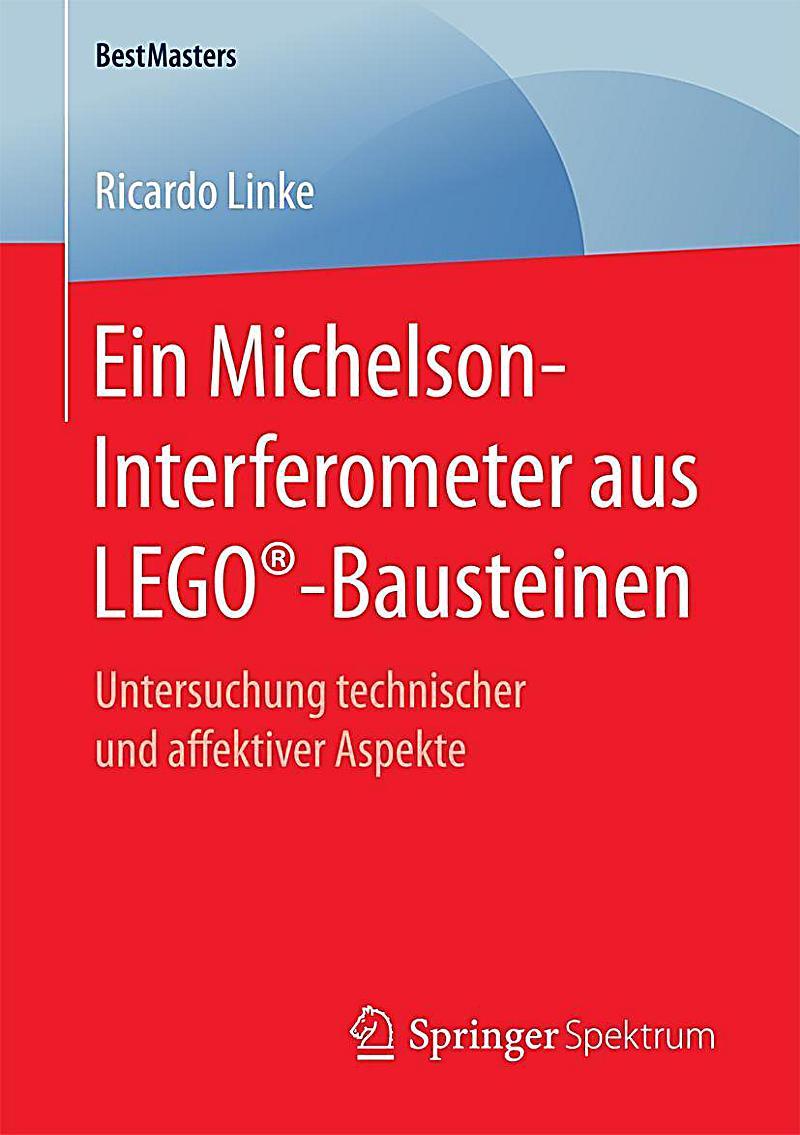 Ein Michelson-Interferometer aus LEGO®-Bausteinen