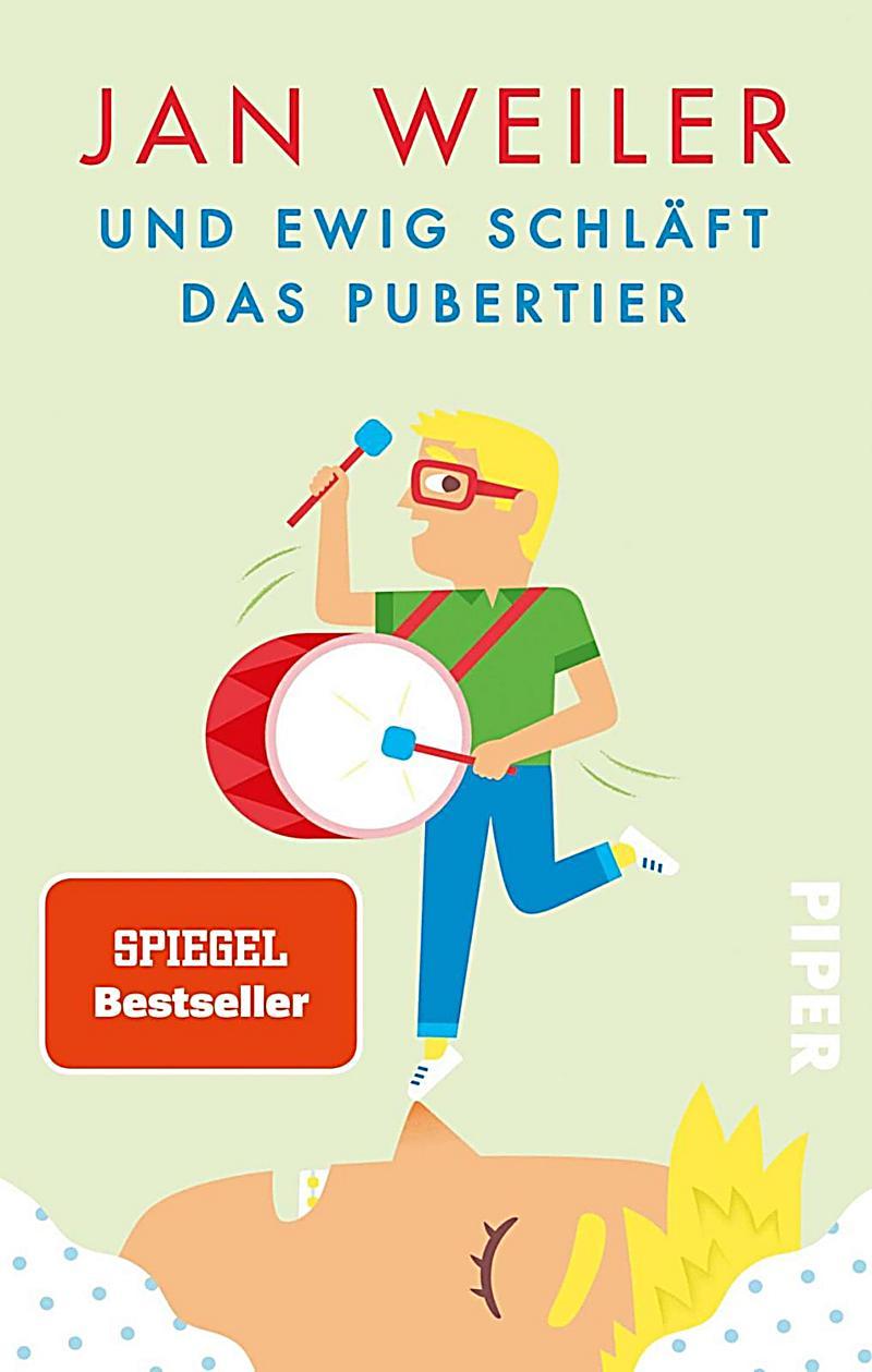 Und ewig schläft das Pubertier / Das Pubertier Bd.3