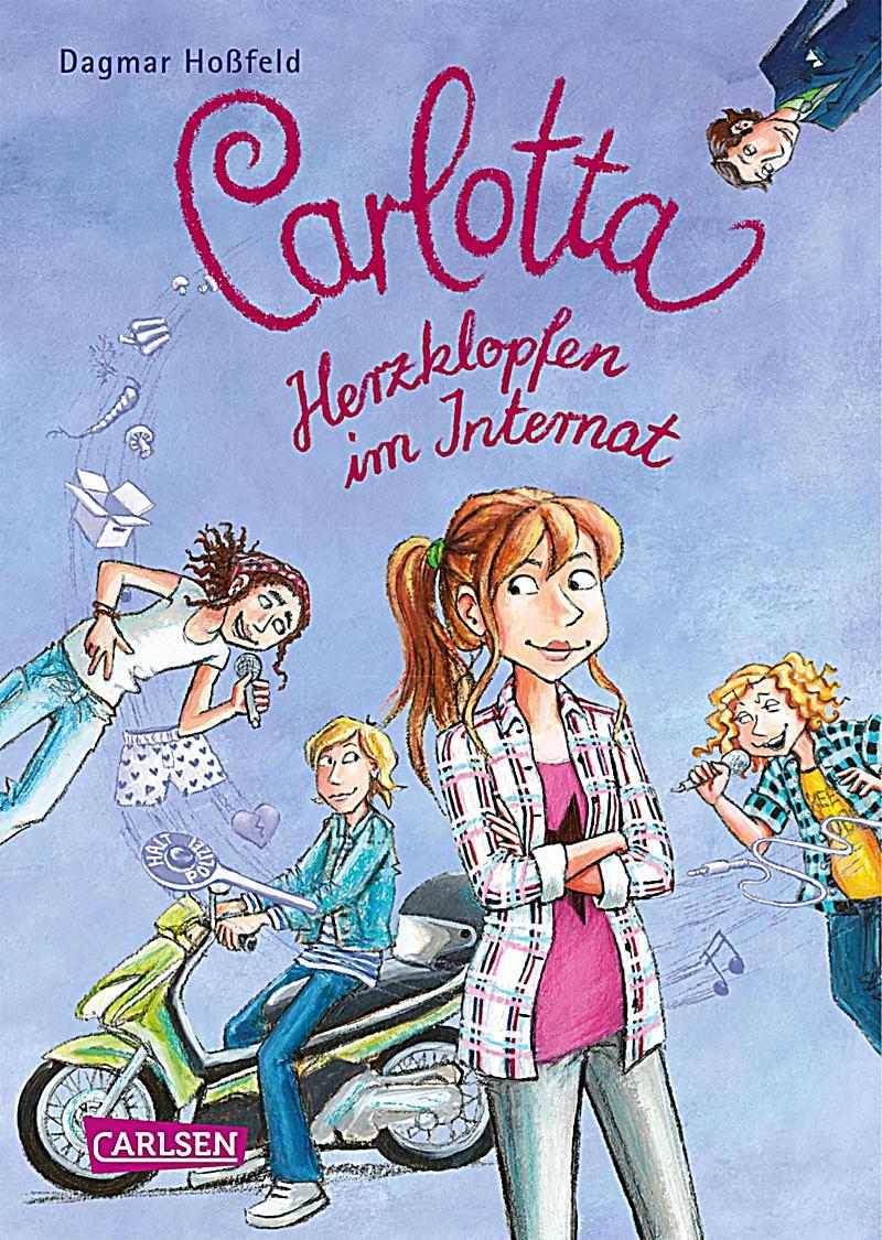 Carlotta 6: Carlotta - Herzklopfen im Internat