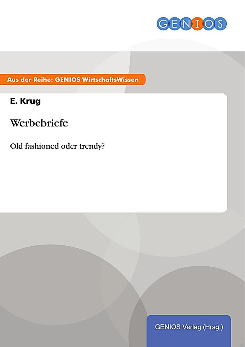GBI-Genios Verlag: Werbebriefe