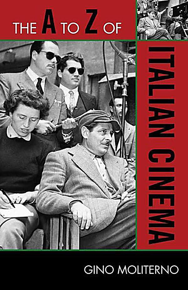 The A to Z of Italian Cinema